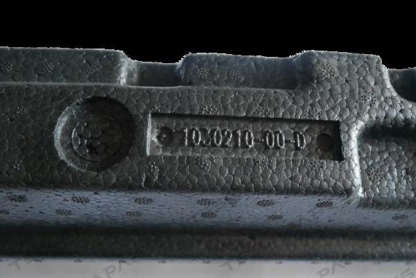 Парт номер: 1030210 00 D 3 600x401 - Абсорбер бампера переднего