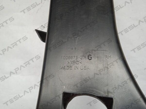 11006675-00-E - Накладка багажного проёма наружная правая