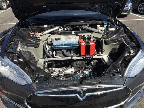 Аккумулятор для TESLA Model S DCS-33UNCR 12v 33Ah