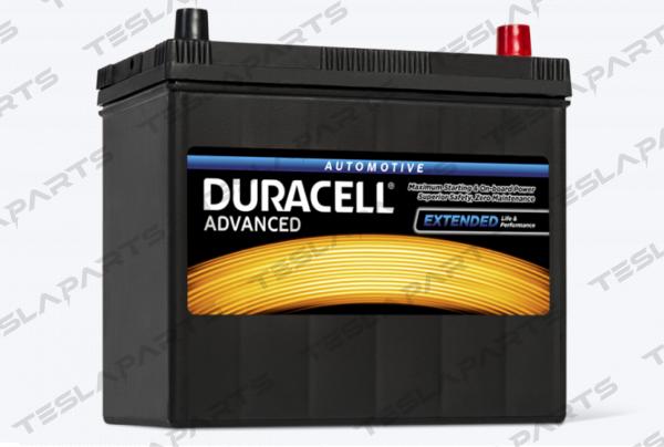 Аккумулятор Duracell DA 45 Advanced 45Ач EN 390А