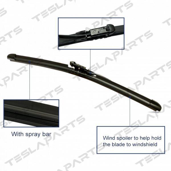 Щетки стеклоочистителя Wiper Blades with Spray Bar (Комплект 700mm + 450mm)