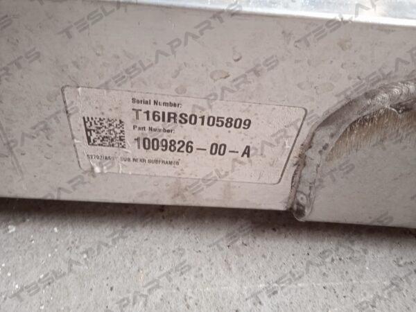 Парт номер: 55 3 Large 600x450 - Проводка заднего подрамника 4WD (пружинная подвеска)